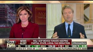 Donald Trump and Rand Paul Team Up for Healthcare Reform