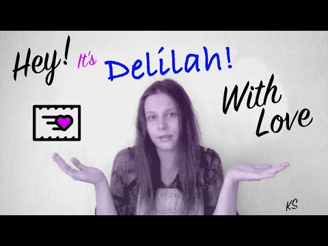Hey, it's Delilah! (cover)