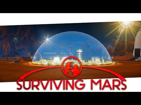 Gameplay de Surviving Mars Deluxe Edition