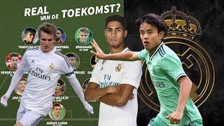 Het Real Madrid Van De Toekomst: Welk Talent Wordt De Nieuwe Galactico?