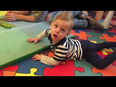 Sensory Playgroup with Marion