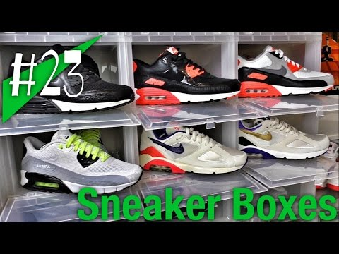 #23 - Sneaker Boxes | Aufbewahrung | Storage | Display - Review - sneakerkult