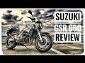 Suzuki GSR600 Review (Română)