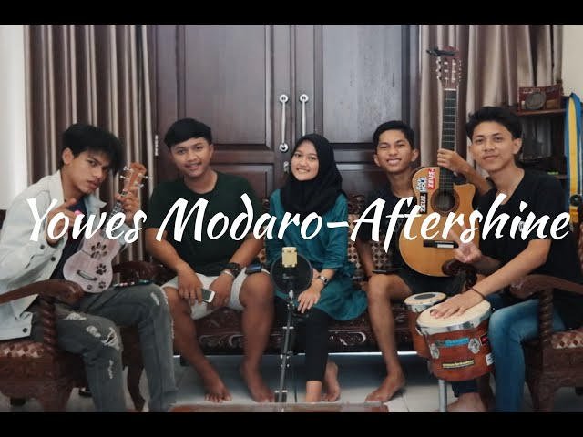 Yowes Modaro - Aftershine | Cover koplo by Social Acoustic Official