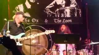 The Ox & The Loon - Mike Portnoy, Billy Sheehan, Rowan Robertson @ HOB Hollywood, CA 2014