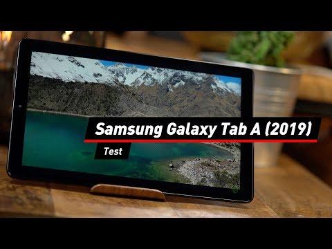 Neuauflage: Samsung Galaxy Tab A 10.1 (2019) im Test!