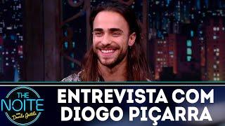 Entrevista Com Diogo Piçarra | The Noite (090718)