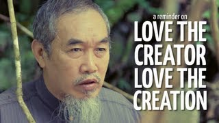 A Reminder on: Love the Creator Love the Creation