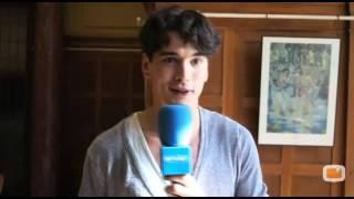 """Йон Гонсалес (Иван Ноирет), Yon González: """"Me da vértigo protagonizar una serie como 'Gran Hotel'"""""""