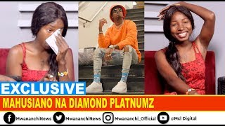 PART TWO: HAWA AFUNGUKA MAHUSIANO YAKE NA DIAMOND PLATNUMZ