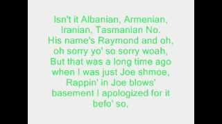 Armageddon - Eminem lyrics