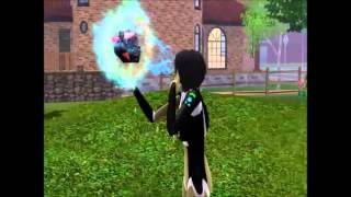 Things Aliens Can Do in The Sims 3: Seasons