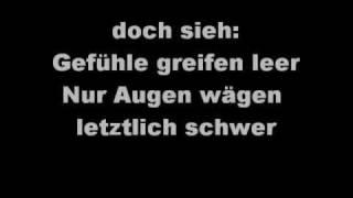Dornenreich - Wundenküssen + Lyrics