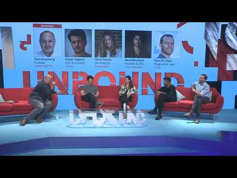 Unbound London 2019 - Scaling your Disruptive Startup