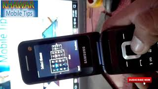 Samsung gt-c3520 hard reset key full Detalis 2018 !Khawar Mobile Tips