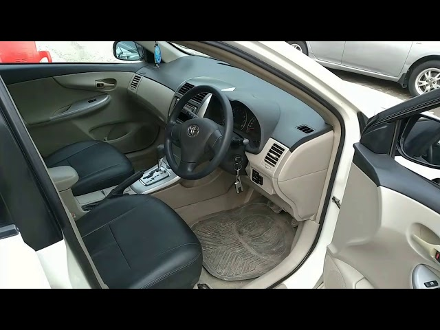 Toyota Corolla GLi Automatic 1.6 VVTi 2014 for Sale in Lahore