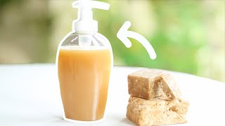 HOW TO MAKE NATURAL FACE CLEANSER