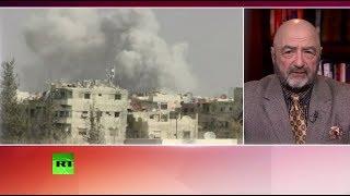 Эксперт: Желание Вашингтона остаться в Сирии обусловлено стремлением расчленить страну