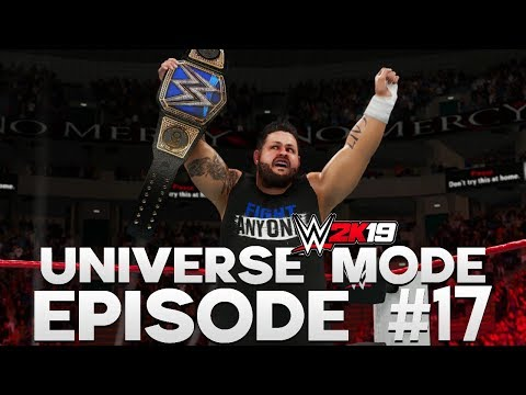WWE 2K19 | Universe Mode - 'NO MERCY PPV!' (PART 1/3) | #17