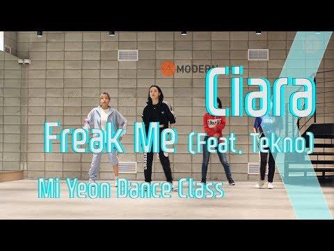 Ciara - Freak Me (Feat. Tekno) 안무(Choreography by Lee Mi Yeon)