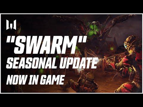 warface swarm update trailer