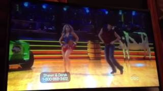 Mean Green Mowers is Dancing With The Stars!!!