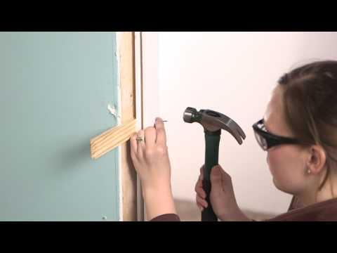 MASTERCRAFT Interior Doors > Interior Doors > Installing an Interior Single Door with Split Jamb