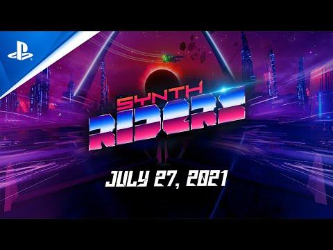 Release Date Trailer PSVR de Synth Riders