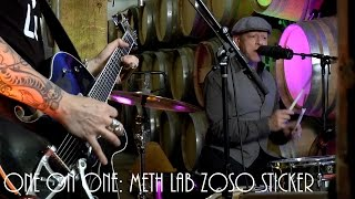 ONE ON ONE: 7Horse - Meth Lab Zoso Sticker Home October 6th, 2016 City Winery New York