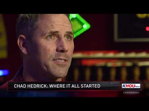 Where it all started: Olympian Chad Hedrick recalls beginning