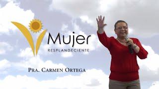 Mujer Resplandeciente – Cartagena – Profeta Carmen Ortega – 2015