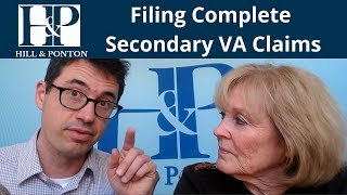 How To File Complete Secondary VA Claims