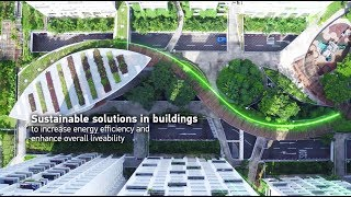 NTU Singapore partners Surbana Jurong to launch lab to find solutions to urban challenges