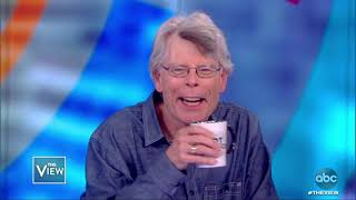 """Stephen King on """"Dr. Sleep"""" Sequel & Book """"The Institute"""" 