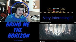 Bring Me The Horizon   Avalanche (Official Video) || My Reaction