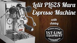 Lelit PL62S Espresso Machine