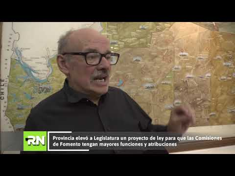Luis di giácomo, comisiones de fomento