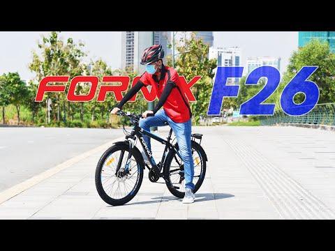 Xe đạp địa hình thể thao Fornix F26