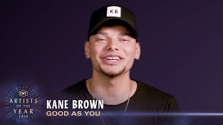 "Kane Brown's ""Good As You"" 