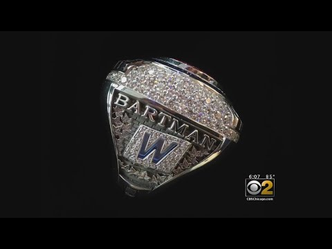 Steve Bartman Will Receive 2016 World Series Cubs Ring