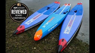 Starboard Airline All Star Vs Carbon All Star / Comparison - Review Video