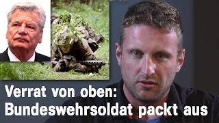 Verrat von oben: Ein Bundeswehrsoldat packt aus – Marcel Claus im NuoViso-Talk
