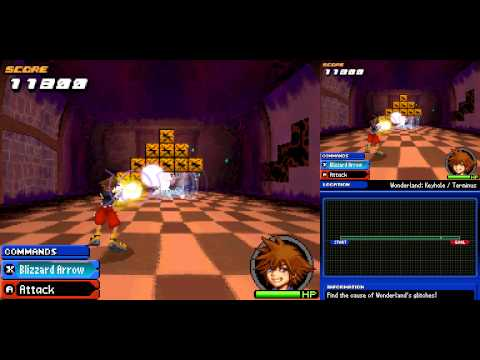 [TAS] DS Kingdom Hearts Re:coded by arandomgameTASer in 1:41:02,94