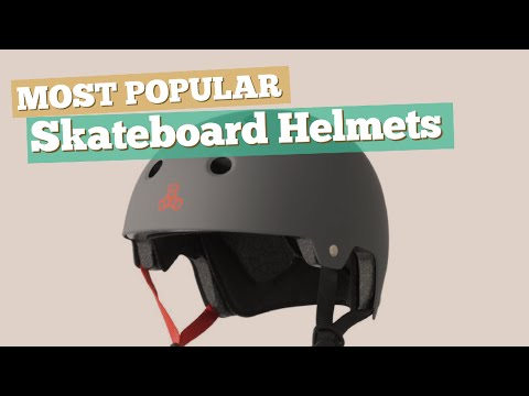 Skateboard Helmets // Most Popular 2017