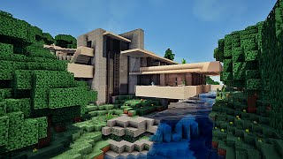 Defroi - Comment faire une maison de luxe sur minecraft ...