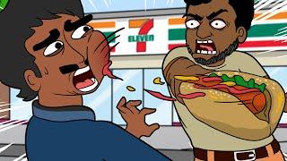 7-Eleven Hot Doggie Prank - Ownage Pranks