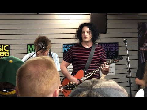 The Raconteurs - Help Me Stranger [Live] // Generation Records NYC // June 22, 2019 - Klazaris