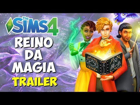 The Sims™ 4  REINO DA MAGIA  |  TRAILER