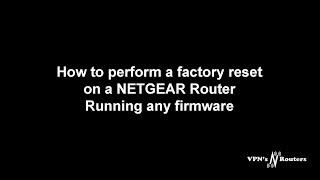 netgear c7000v2 factory reset - Thủ thuật máy tính - Chia sẽ kinh