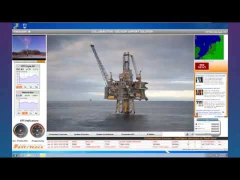 Yokogawa FAST Tools SCADA Collaboration Decision Support Solution Demonstration
